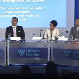 A Look at Our First Policy Forum- Latinos in America: From Immigrants to Citizens