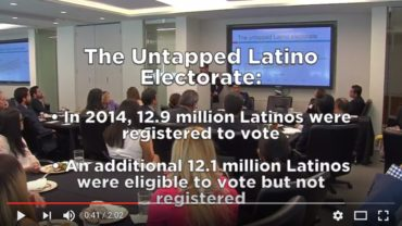Highlights: Latinos and the 2016 Election